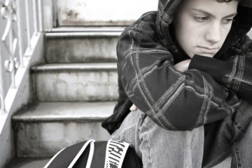 Adolescent counseling helps teen boys develop effective strategies to deal with life challenges